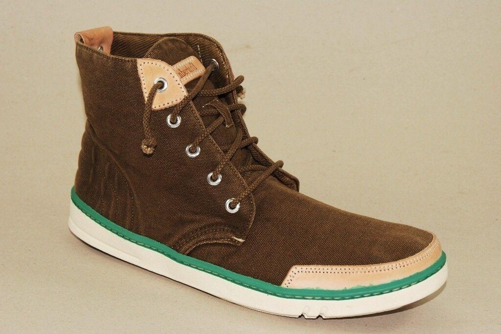 Timberland Hookset 6 Inch Gr 41 US 7,5 Chukka Stiefel Schnürschuhe Schuhe 5100R         Fuxin    Modern