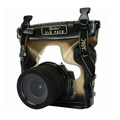 New DICAPAC WP-S10 Waterproof Case Bag for Canon EOS Nikon DSLR Sony SLR Olympus