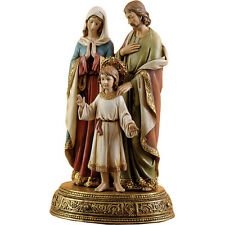 NEW! Holy Family Statue Medal Jesus Madonna Joseph Church Drawer Gift Christmas