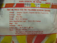 Pick-a-wick Kerosene Heater Replacement Wick Pw-23 Pw23