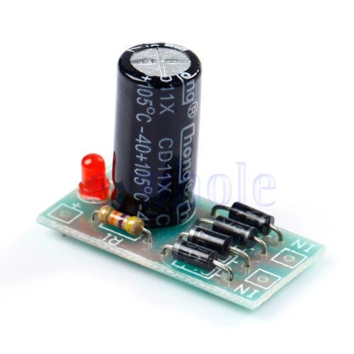 AC 6-32V zu DC 12V Power Supply Converter Gleichrichter Module GE