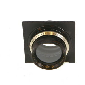 Vintage-Wollensak-7-25-034-Diffused-Focus-Verito-F-4-Large-Format-Barrel-Lens-BG