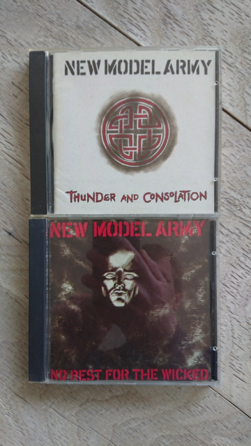 New model army: No rest for the wicked - thunder and…