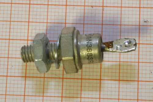 Leistungs Diode 1N3883 400V; 6A                                          2960