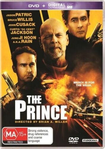 1 of 1 - The Prince (DVD, 2014) Bruce Willis, Jason Patric, John Cusack