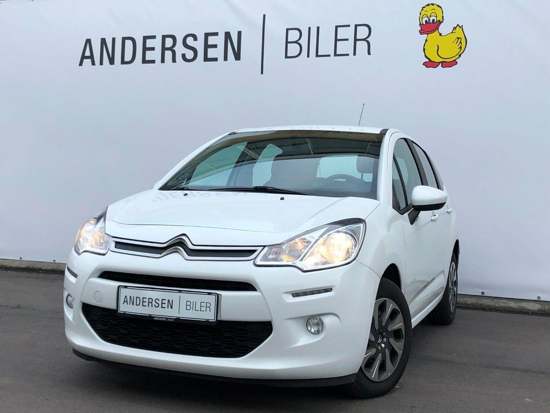 Citroën C3 1,6 BlueHDi 100 Challenge 5d