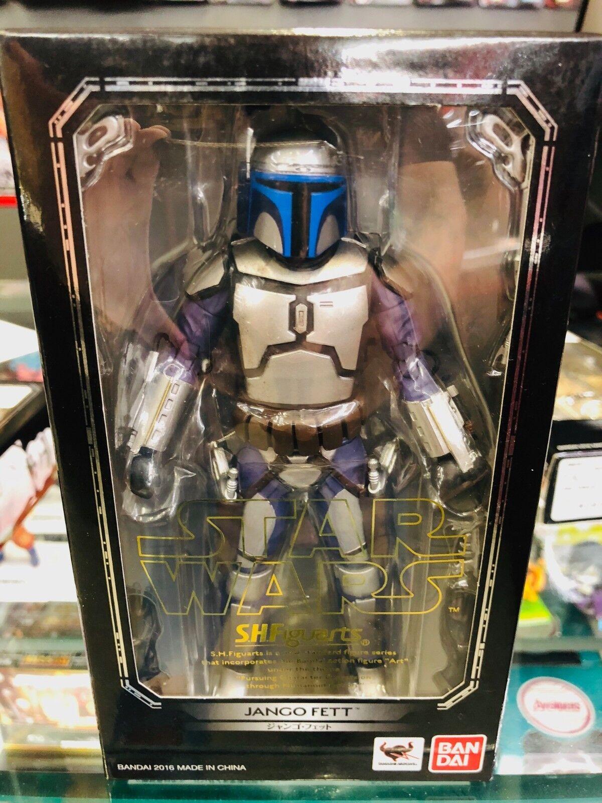 Bandai Star Wars S.H. Figuarts Jango Fett