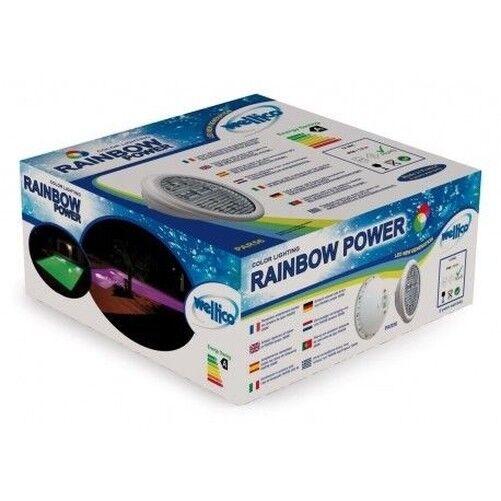 Glühlampe LED Weltico Regenbogen -energie für Schwimmbad