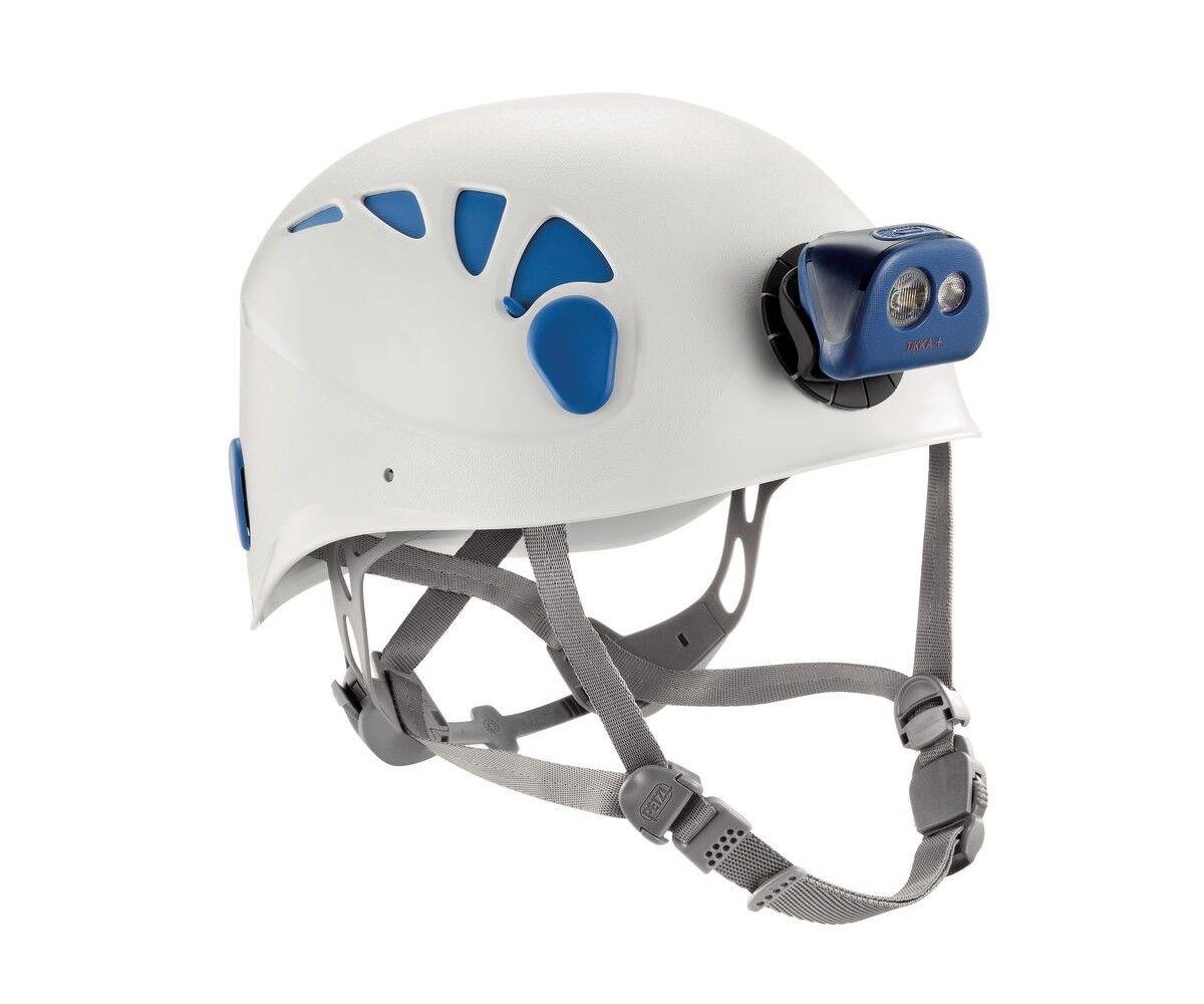 Petzl Kit Kit Kit ADAPT-Casque-système de fixation pour Petzl DEL Front Lampes Tikka, etc. 9b0e97
