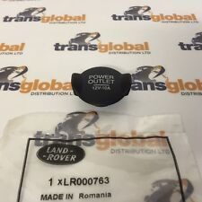 Land Rover LR2 / LR4 Auxiliary Accessory Power Outlet Cover Blanking Cap Genuine