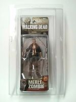 Plastic Protective Clamshell Case For Amc The Walking Dead Figures Collection