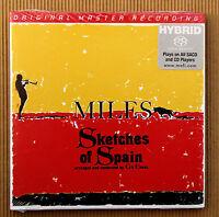 Miles Davis , Sketches of Spain ( CD_SACD-Hybrid )