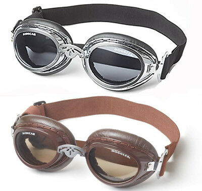 Doggles Sidecar Dog Goggles Sunglasses Authentic UV eye protection