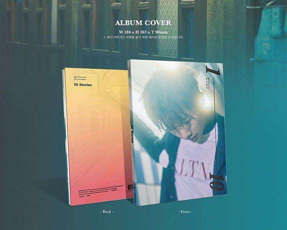 Infinite Kim Sung Kyu 10 Stories 1st Album Limited Cd Booklet Photocard K Pop For Sale Online Ebay