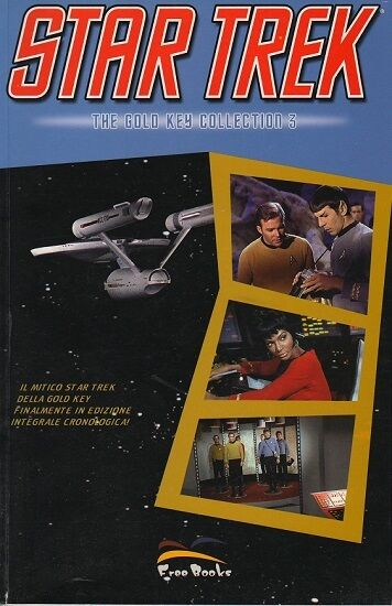 STAR TREK - The Gold Key Collection 3 - Free Books