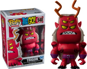Funko-POP-VINYL-DC-Teen-Titans-Go-Trigon-Exclusive-Pop