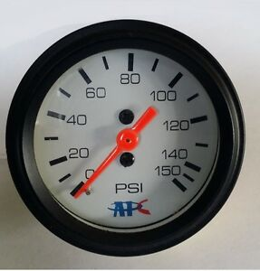 Air pressure gauge single needle 150 psi air ride suspension bags image is loading air pressure gauge single needle 150 psi air publicscrutiny Image collections