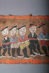 art-asie-Parchemin-de-chaman-Dao-long