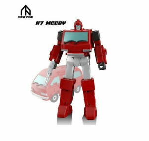 New in stock ,Transformers Newage NA H7 Mccoy mini Ironhide