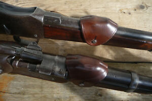 Details about Enfield Snider - Martini Henry Cavalry Carbine Leather Sight  Cover