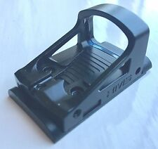 Riflesso SCUDO MINI vista RMS 8 MOA puntino Rosso & GLOCK MOS Diapositiva Kit di montaggio per pistola