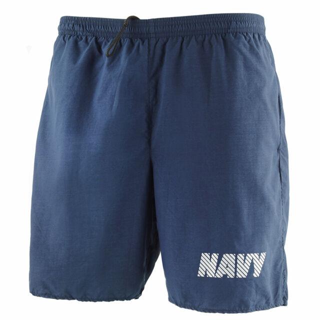 """NAVY 8/"""" PT Shorts GENUINE U.S"""