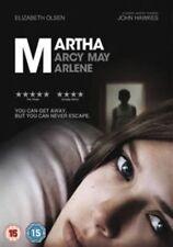 Martha Marcy May Marlene DVD Film Elizabeth Olsen Region 2 PAL New &Sealed