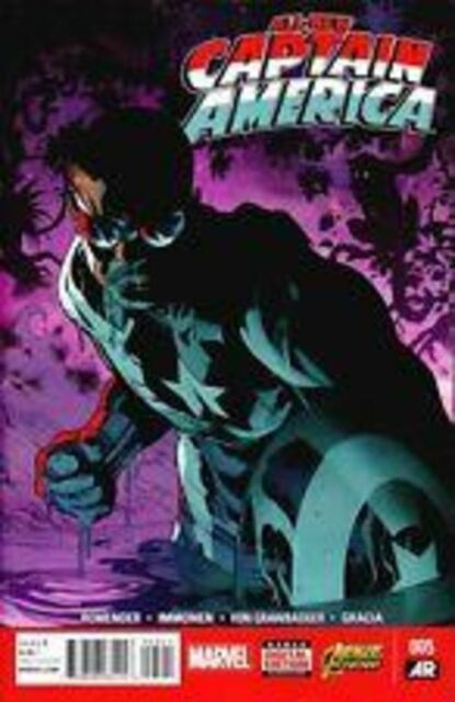 Fear Itself Captain America 2012 one-shot # 7.1 1st print *CB16