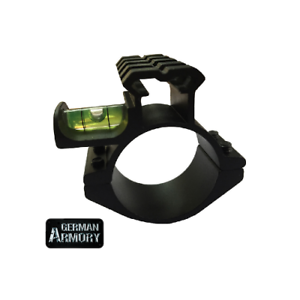 Wasserwaage-fuer-Zielfernrohre-Optiken-30mm-amp-25-4mm-Picatinnyrail-fuer-Zielfernro