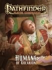 Pathfinder Player Companion: Humans of Golarion by Paizo Staff (Paperback, 2011)