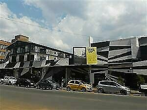 [object Object] sq. meter Retail in Maboneng To Rent