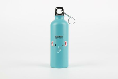 Portable Outdoor Sport Cycling Camping Bicycle Aluminum Alloy Water Bottle 500ml