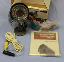 Digimerge High Resolution Indoor/Outdoor Color Camera Surveillance Night Vision