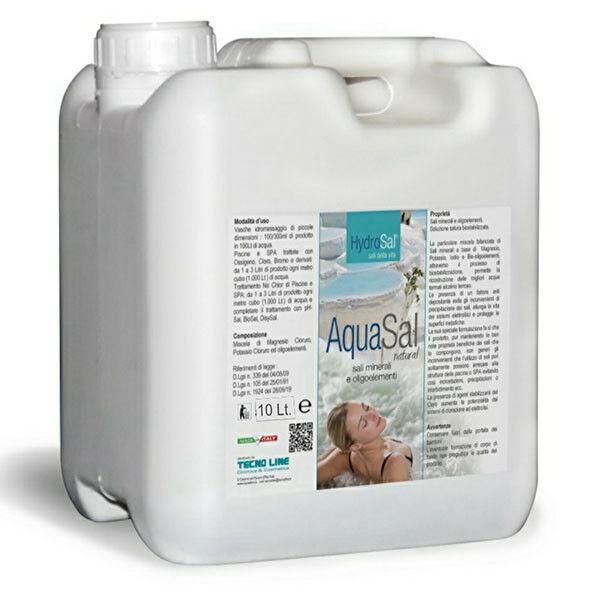 AquaSal Natural - acqua termale (inodore) 5 lt 70310001