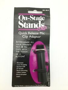 On-Stage-Quick-Release-Microphone-Quick-Release