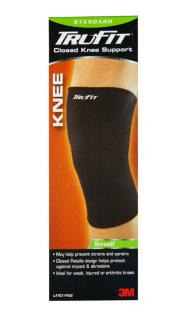 4b24671cda Trufit Neoprene Knee Support Strap Sleeve (black) - S for sale ...