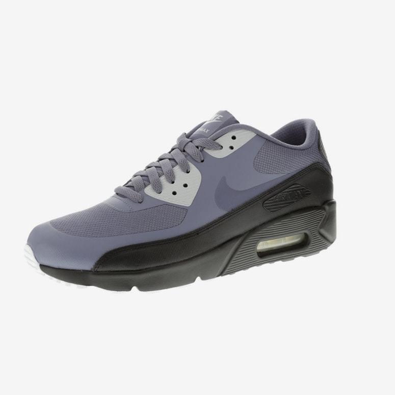 Men's Nike Air Max 90 Ultra 2.0 Essential Light Carbone 875695 012-