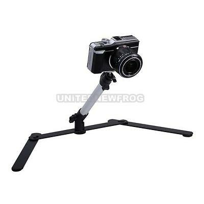 Lightning Adjustable Tabletop Copy Stand Mini-Monopod for DSLR Digital Camera