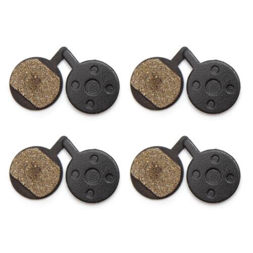 PROMAX mechanische Scheibenbremse 24,8mm 4 Paar Scheibenbremsbeläge Disc Pads f
