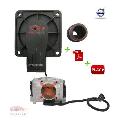 Kit réparation boitier papillon capteur TPS VOLVO S60 V70 S70 C70 S80 ETM 99-02