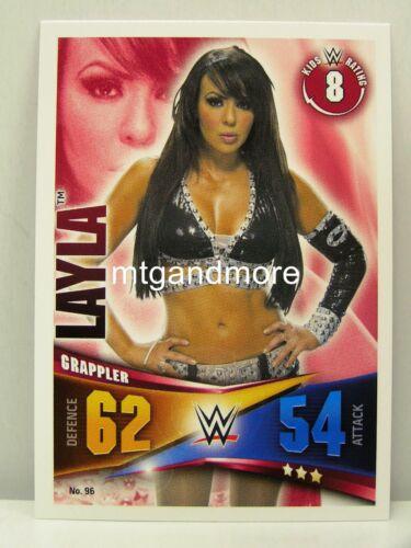 #096 Layla Slam ATTAX rivals