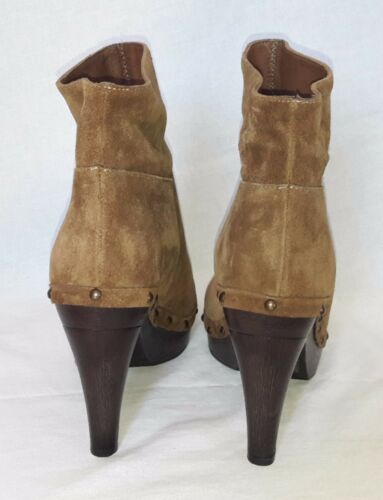 Bottines Minelli 5 5 39 Marron Daim 5 Uk Taille Us 7 wHwrTCqR