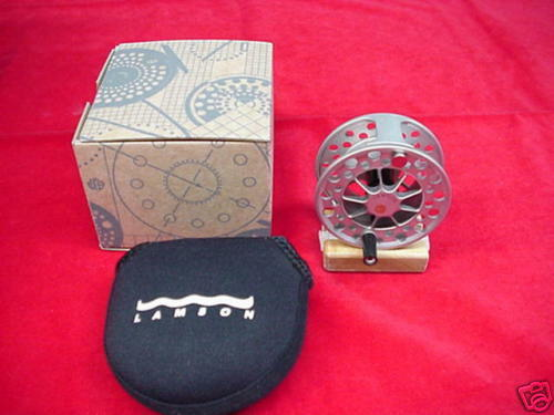 Lamson Fly Reel Guru 2 Waterworks GREAT NEW   the cheapest