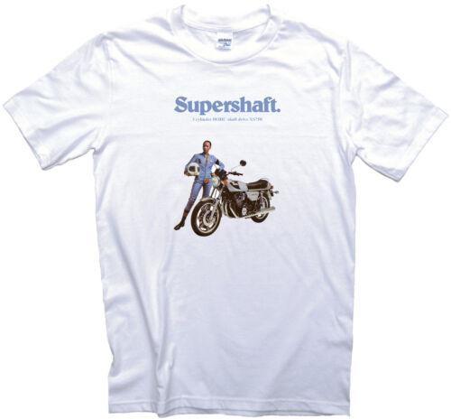 Ladies /& Kids Sizes Motorbike Gift Vintage XS-750 Motorcycle T-shirt Mens