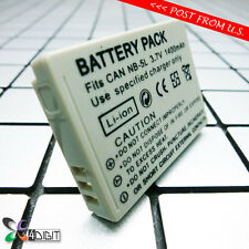 NB-5L 5LH NB5L Battery for Canon PowerShot Power Shot SX220 SX230 HS SX200IS