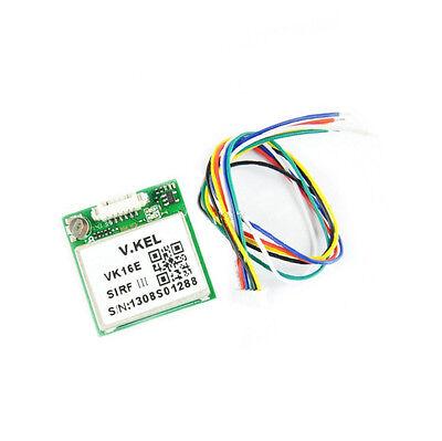 1PCS VK16E Module Gmouse GPS Module SIRF3 Chip w/Ceramic Antenna 9600bps NEW C9