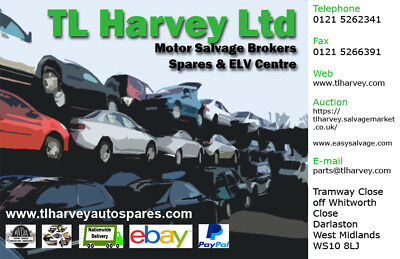 TL Harvey Sales
