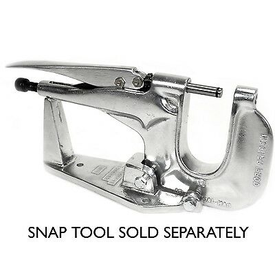 Hoover Press N Snap tool professional button tool sets snaps snap fastener tool