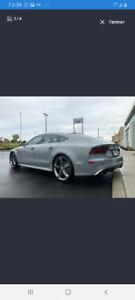 Audi rs7 quattro 2014