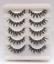 5-Pairs-Long-Thick-Cross-Makeup-Beauty-False-Eyelashes-Eye-Lashes-Extension-Lwx Indexbild 5